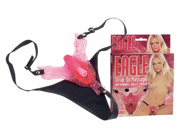 2K197CPR-bx Eagle Strap-on Massager